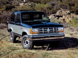 Ford Bronco II 1988–90 pictures