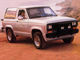Images of Ford Bronco II XL Sport 1988