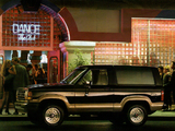 Photos of Ford Bronco II Eddie Bauer 1989