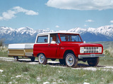 Ford Bronco 1966–77 photos