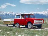 Ford Bronco 1966–77 photos