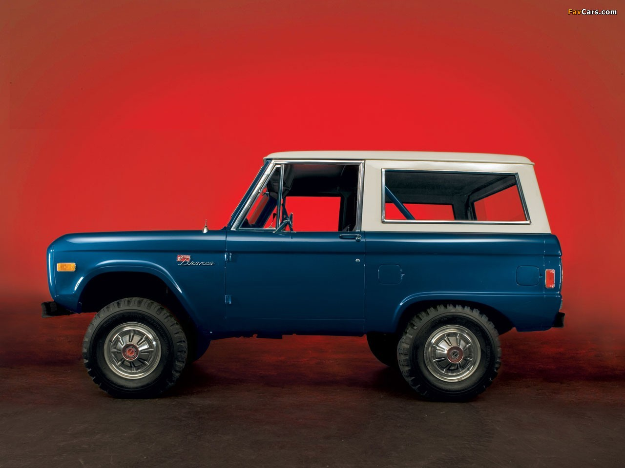 Ford Bronco 1966–77 wallpapers (1280 x 960)