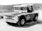 Ford Bronco Big Oly 1971 pictures