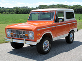 Ford Bronco Wagon 1974–76 pictures