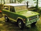 Ford Bronco Wagon 1974–76 wallpapers