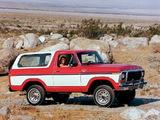 Ford Bronco 1978–79 photos