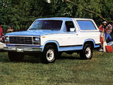 Ford Bronco 1980–86 wallpapers