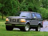 Ford Bronco 1992–96 photos