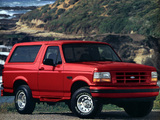 Ford Bronco 1992–96 pictures