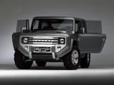 Ford Bronco Concept 2004 photos