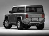 Ford Bronco Concept 2004 photos