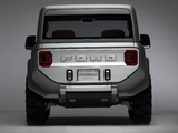 Ford Bronco Concept 2004 pictures