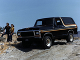 Images of Ford Bronco 1978–79