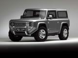 Images of Ford Bronco Concept 2004