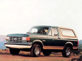 Photos of Ford Bronco 1987–91