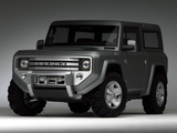 Photos of Ford Bronco Concept 2004