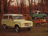 Pictures of Ford Bronco Wagon & Sports Utility 1966