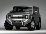 Pictures of Ford Bronco Concept 2004