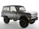 ICON Ford Bronco 2011 wallpapers