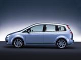 Ford Focus C-MAX Concept 2002 pictures