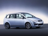 Ford Focus C-MAX Concept 2002 wallpapers