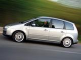 Ford Focus C-MAX 2003–06 photos