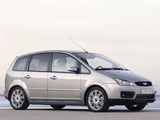 Ford Focus C-MAX 2003–06 wallpapers