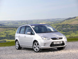 Ford C-MAX UK-spec 2007–10 wallpapers