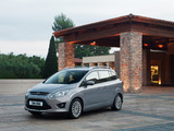 Ford Grand C-MAX 2010 images