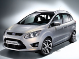 Ford Grand C-MAX 2010 pictures