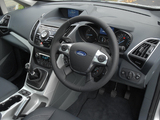 Ford Grand C-MAX UK-spec 2010 wallpapers