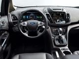 Ford C-MAX Hybrid 2011 photos