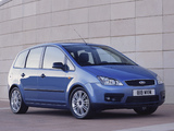 Images of Ford Focus C-MAX 2003–06