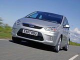 Images of Ford C-MAX UK-spec 2007–10