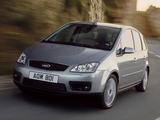 Photos of Ford Focus C-MAX 2003–06