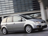 Pictures of Ford Focus C-MAX 2003–06