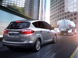 Pictures of Ford C-MAX Hybrid 2011