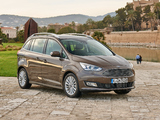 Pictures of Ford Grand C-MAX 2015