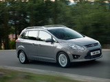Ford Grand C-MAX 2010 wallpapers