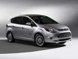 Ford C-MAX Hybrid 2011 wallpapers