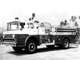 Ford C-750 Firetruck by Oren 1975 pictures