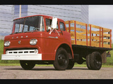 Ford C-550 1957 wallpapers