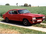 Ford Capri (I) 1969–72 pictures