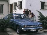 Ford Capri (I) 1972–74 photos