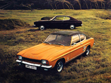 Ford Capri (I) 1972–74 wallpapers