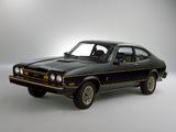 Ford Capri (II) 1974–77 photos
