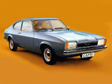 Ford Capri (II) 1974–77 pictures