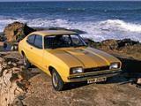 Ford Capri UK-spec (II) 1974–77 pictures