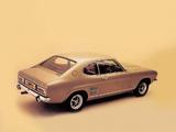Images of Ford Capri UK-spec (I) 1969–72