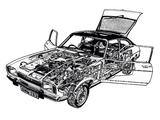 Images of Ford Capri UK-spec (II) 1974–77